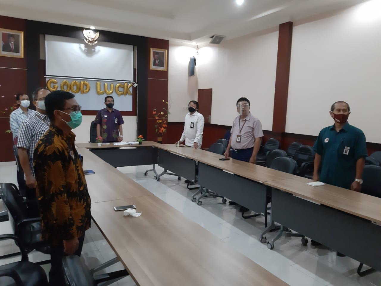 Kepala KPKNL Banjarmasin Siap Mendukung Pencegahan Pelecehan Seksual di Lingkungan KPKNL Banjarmasin