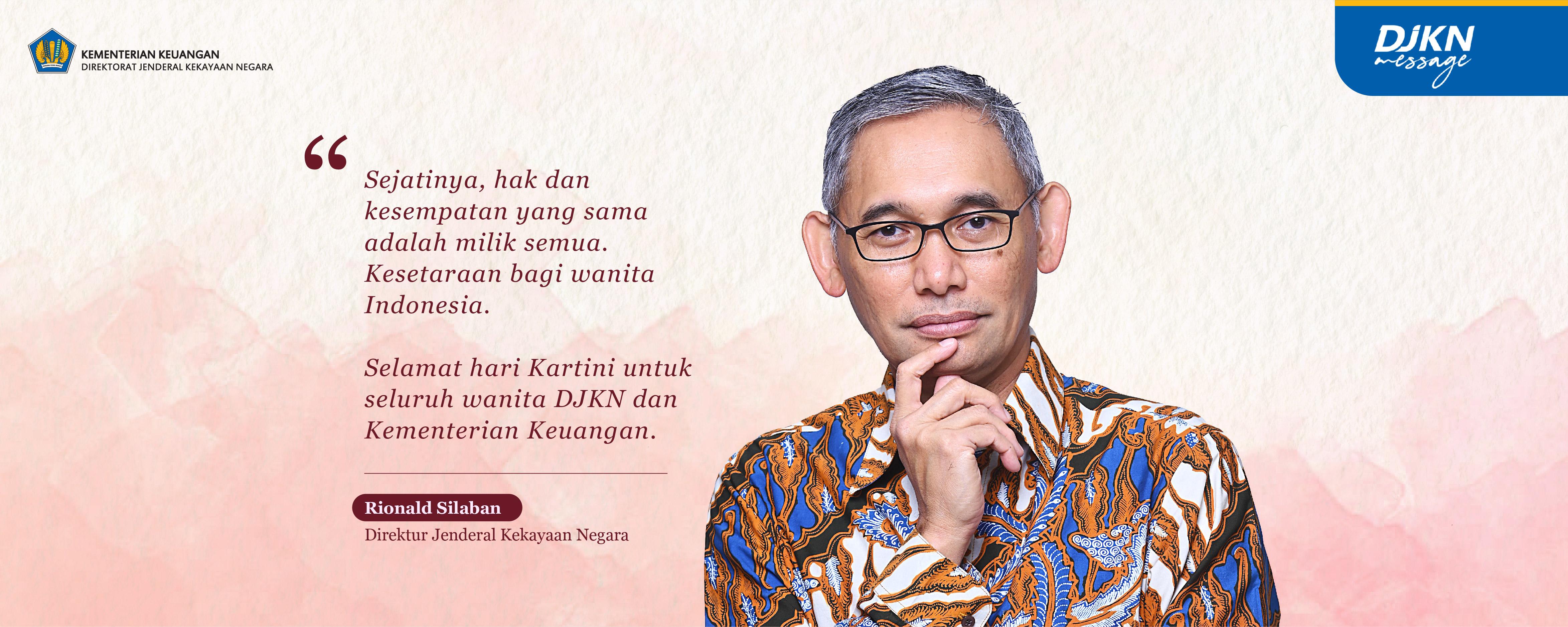 DJKN Message_HARIKARTINI