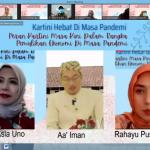 Kartini Hebat Di Masa Pandemi, Talk Show Luar Biasa Dari Perempuan Luar Biasa