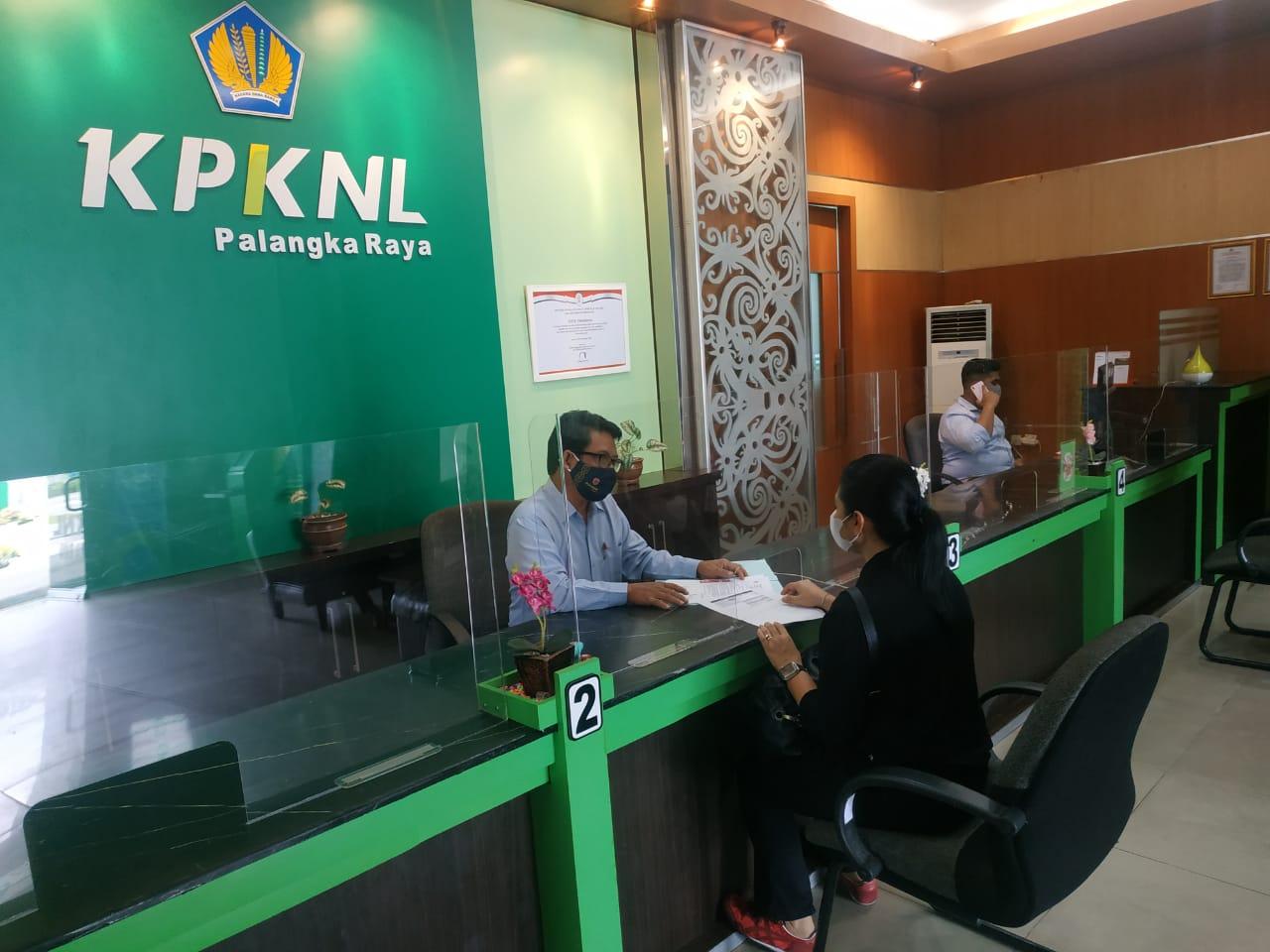 KPKNL Palangka Raya Sampaikan Keunggulan Crash Program pada Para Debitur dan Penyerah Utang