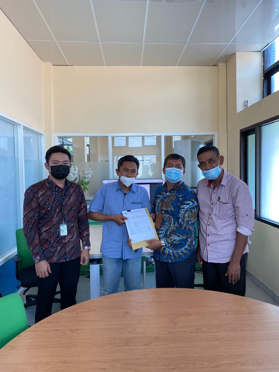 Universitas Tadulako Beri Testimoni  Usai Lelang Bongkaran Laku Tinggi