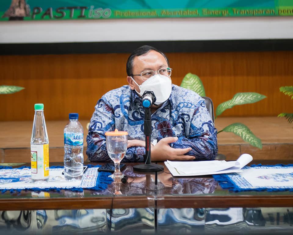 Kunjungan Kerja dan Pembinaan Sekretaris DJKN di KPKNL Surakarta