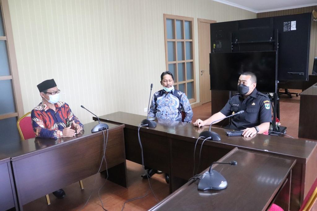 Koordinasi KPKNL Padang dan Kanwil DJKN RSK bersama Pemerintah Provinsi Sumatera Barat