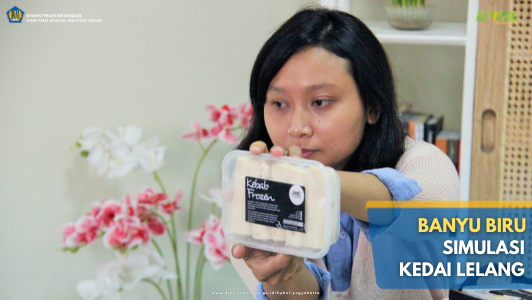 Banyu Biru: Simulasi Kedai Lelang UMKM