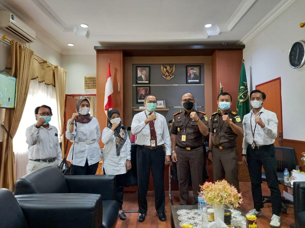 Tingkatkan Sinergi, Kepala KPKNL Bontang Lakukan Kunjungan ke Satuan Kerja K/L dan BPKAD Kabupaten Kutai Timur