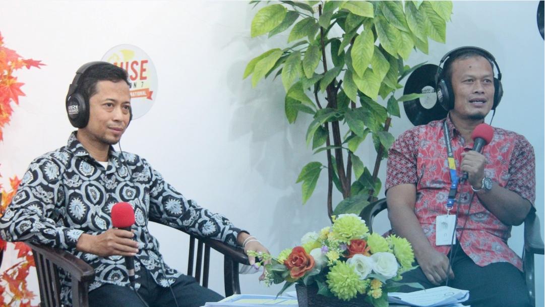 """Sinergi RRI Malang, KPKNL Malang Lakukan Dialog Interaktif """" Program Keringanan Hutang Debitur Pemerintah"""""""