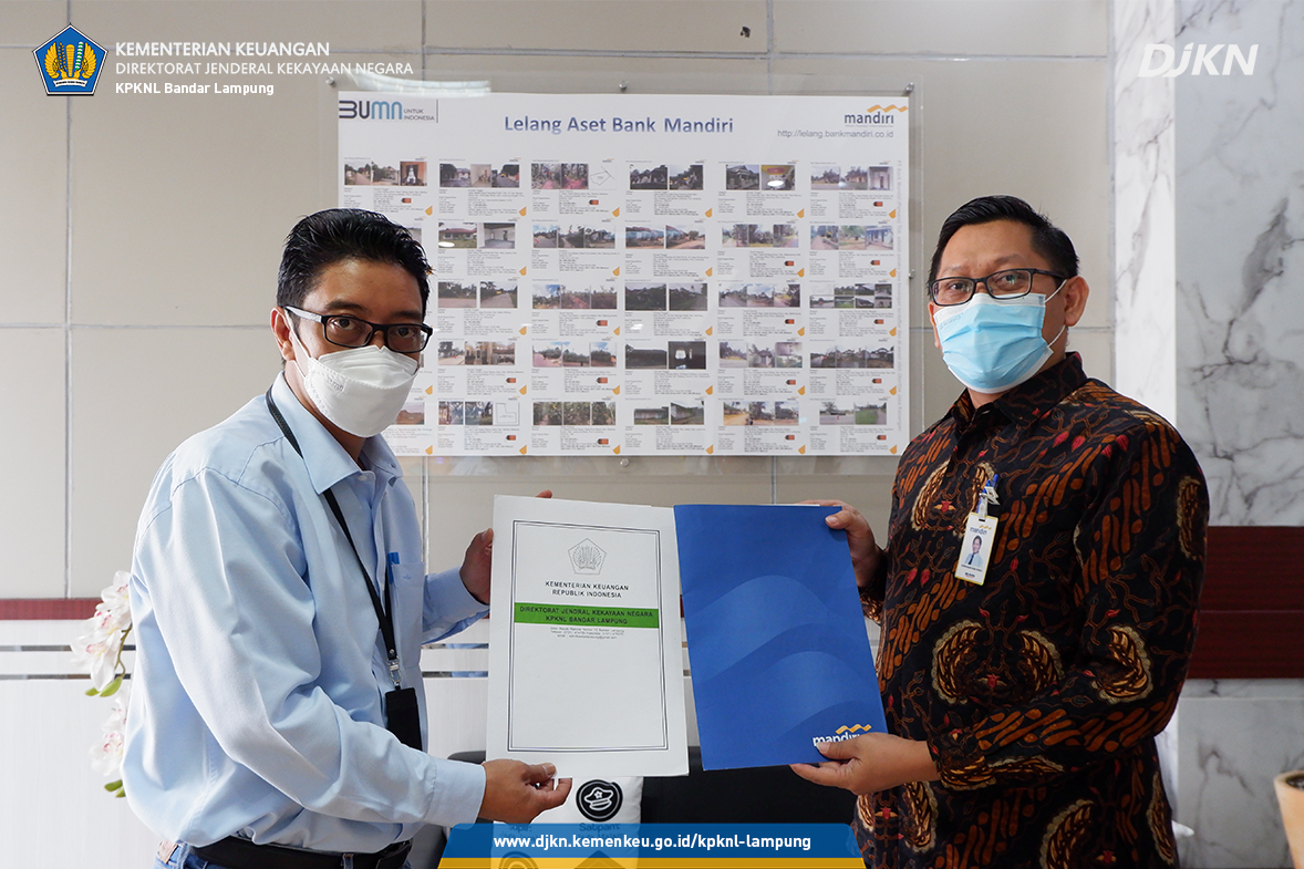 Sewakan Space untuk Ilkan di Area Pelayanan Terpadu (APT), KPKNL Bandar Lampung Optimalkan BMN