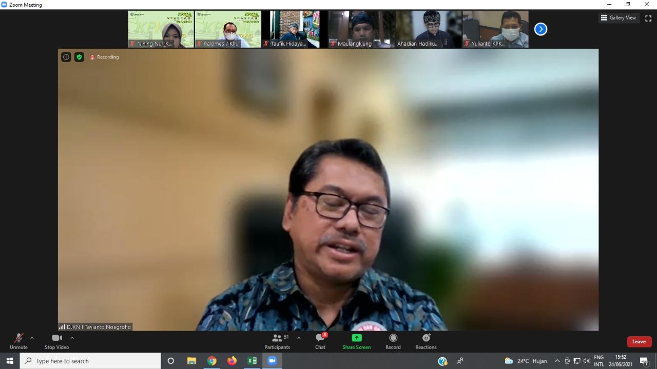 Lakukan Konferensi Pers, KPKNL Bandung Tegaskan Saung Angklung Udjo Lelang Produknya secara Sukarela melalui Lelang.go.id
