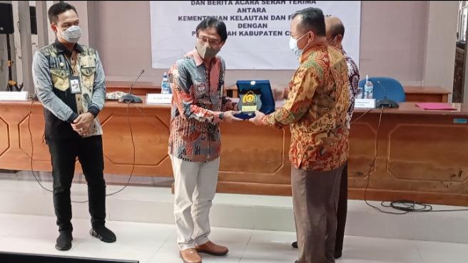 Sinergi Antara KPKNL Purwokerto, Pemkab Cilacap dan Stasiun PSDKP Cilacap Dalam Rangka Optimalisasi Potensi Perikanan Kabupaten Cilacap
