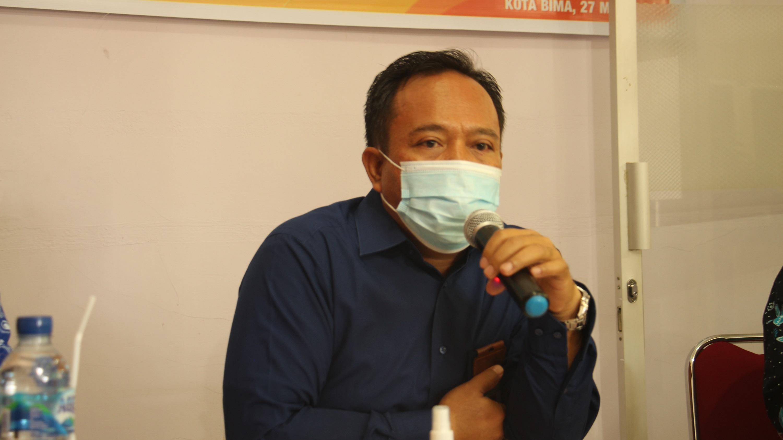KPKNL Bima Tularkan Semangat Pembangunan Zona Integritas