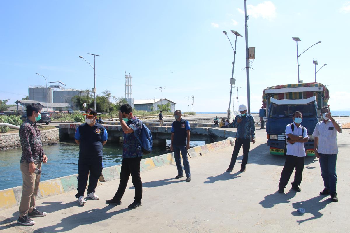 Optimalisasi Pengelolaan Pelabuhan Badas