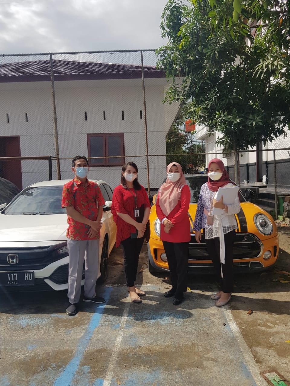 Sejumlah Mobil Mewah Rampasan Kejaksaan Negeri Sidrap dijual Secara Lelang oleh KPKNL Parepare