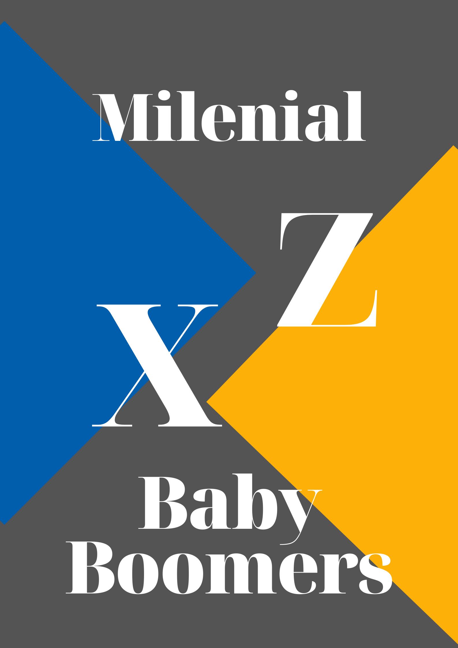 Manusia Dalam Label Generasi