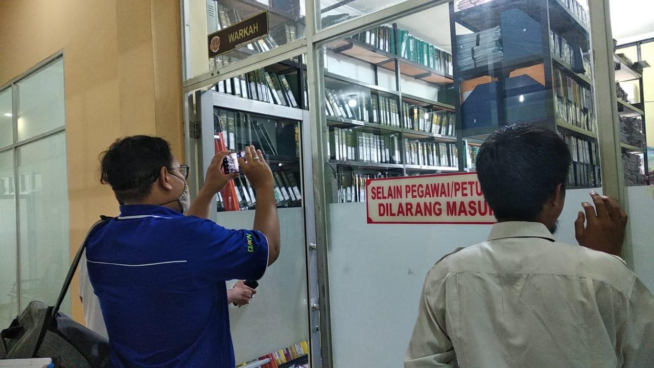 KPKNL Singkawang Lakukan Pendataan dan Evaluasi Kinerja BMN di Kabupaten Sambas