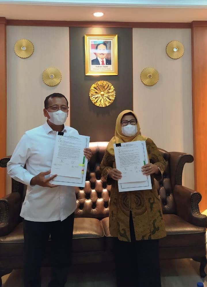 Targetkan Penyelesaian Sertifikasi BMN, Kanwil DJKN DKI Jakarta Melakukan Kunjungan Kerja ke Kanwil BPN Provinsi DKI Jakarta