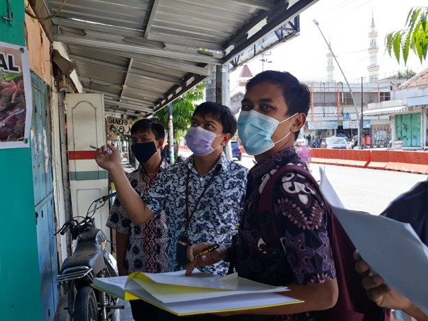 KPKNL Tegal Laksanakan Penilaian BMD Pemkot Tegal Dalam Rangka Pemanfaatan