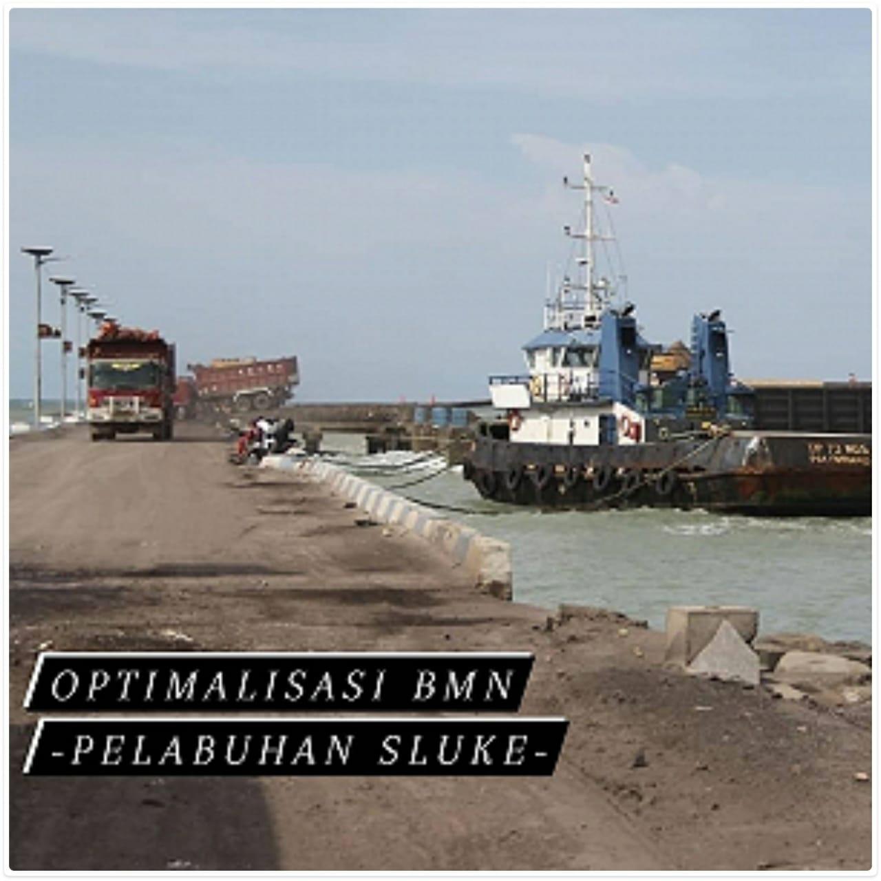 Optimalkan BMN, KUPP Kelas III Rembang Berhasil Sewakan Pelabuhan Sluke ke Pihak Ketiga