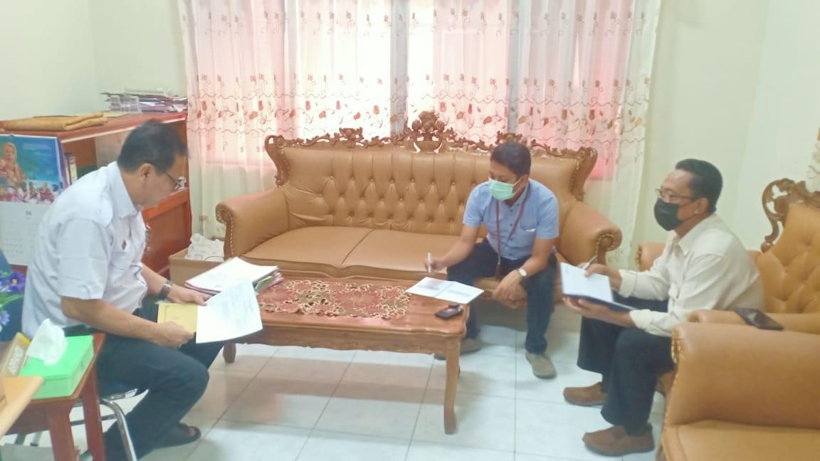Pensertipikatan BMN eks Lapangan Terbang di Kabupaten Sintang
