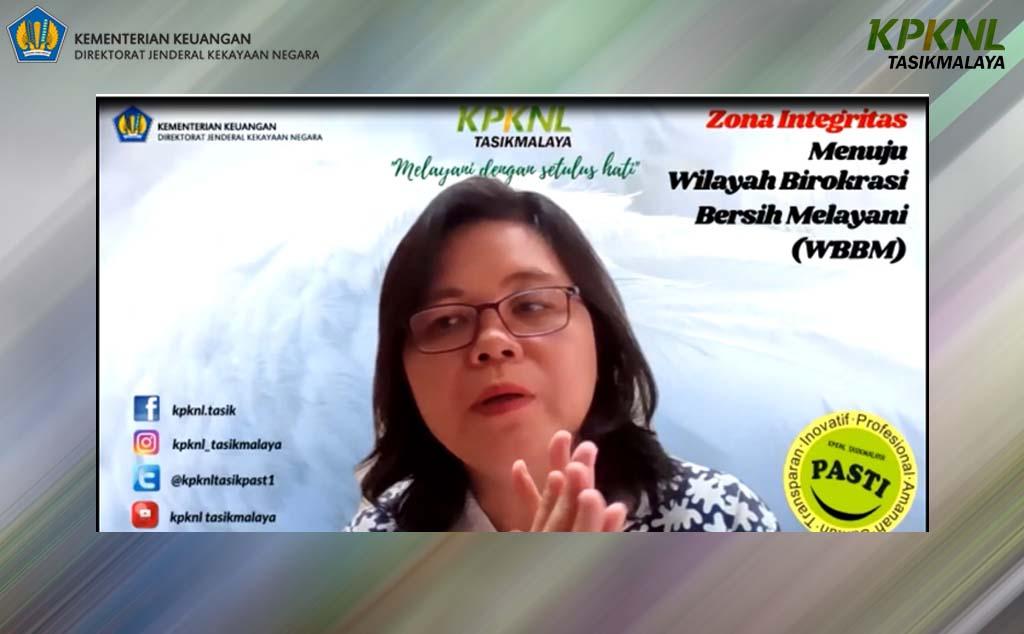 KPKNL Tasikmalaya berikan Apresiasi terhadap Kinerja Lelang Pegadaian Triwulan II Tahun 2021