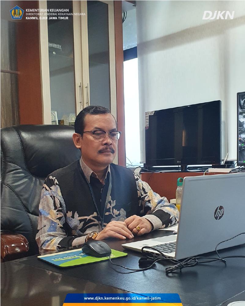 Dialog Kinerja Organisasi Kanwil DJKN Jawa TImur