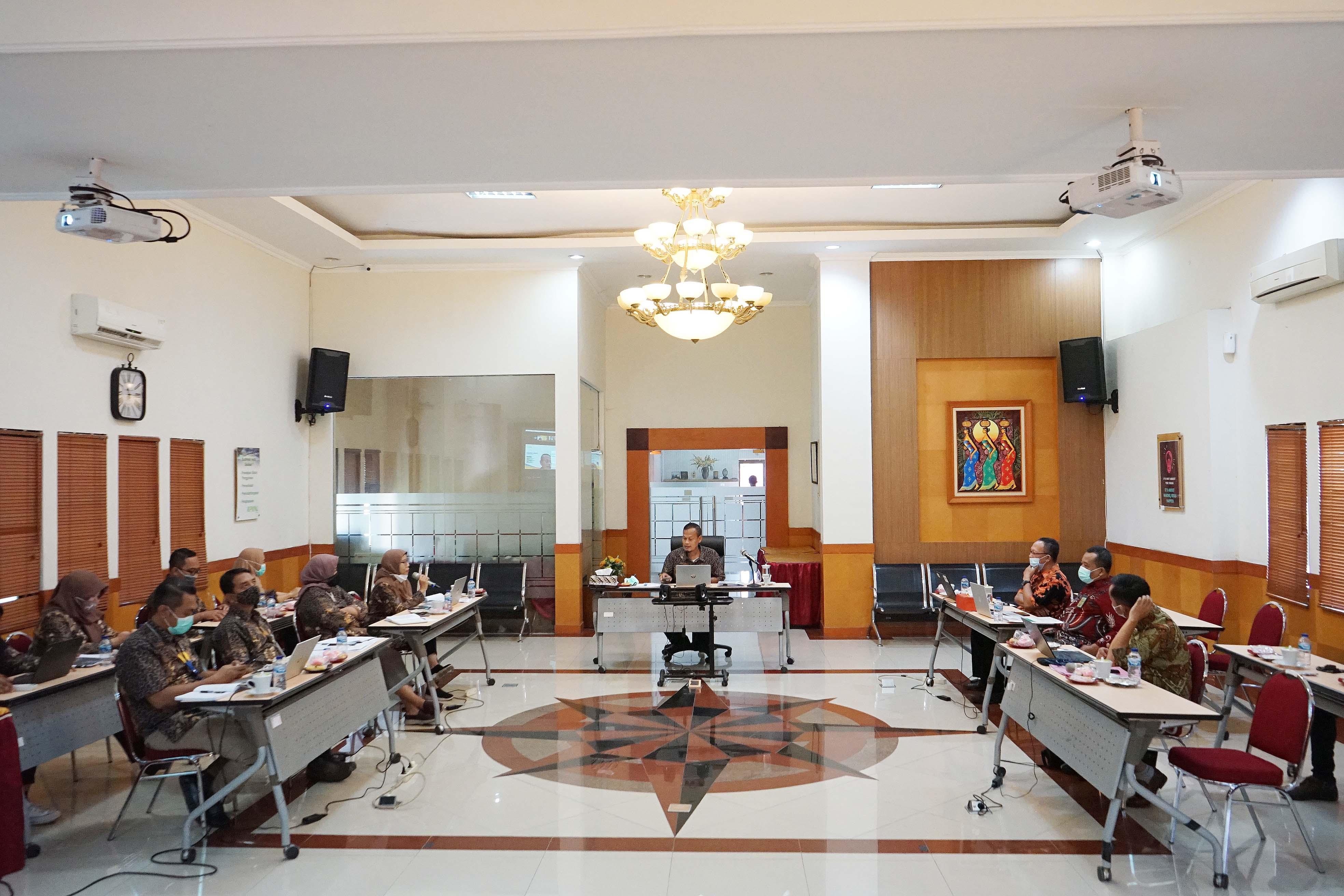 Asistensi Pembangunan Zona Integritas WBK/WBBM pada KPKNL Malang