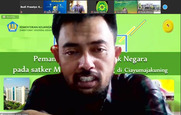 Perdana, BiSikAN KPKNL Cirebon Gali Potensi PNBP