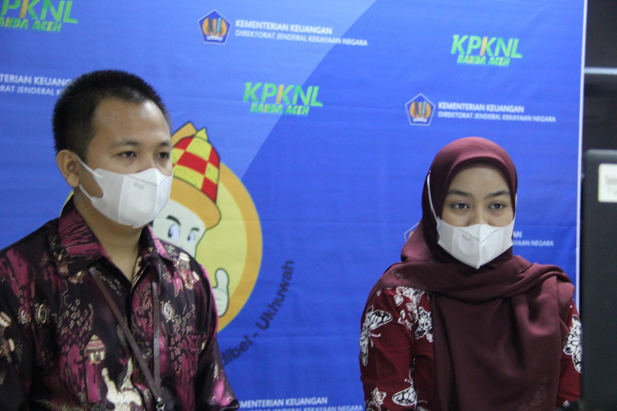 KPKNL Banda Aceh Gandeng UIN Ar-Raniry Banda Aceh Selenggarakan Kuliah Umum APBN & Pengelolaan Kekayaan Negara