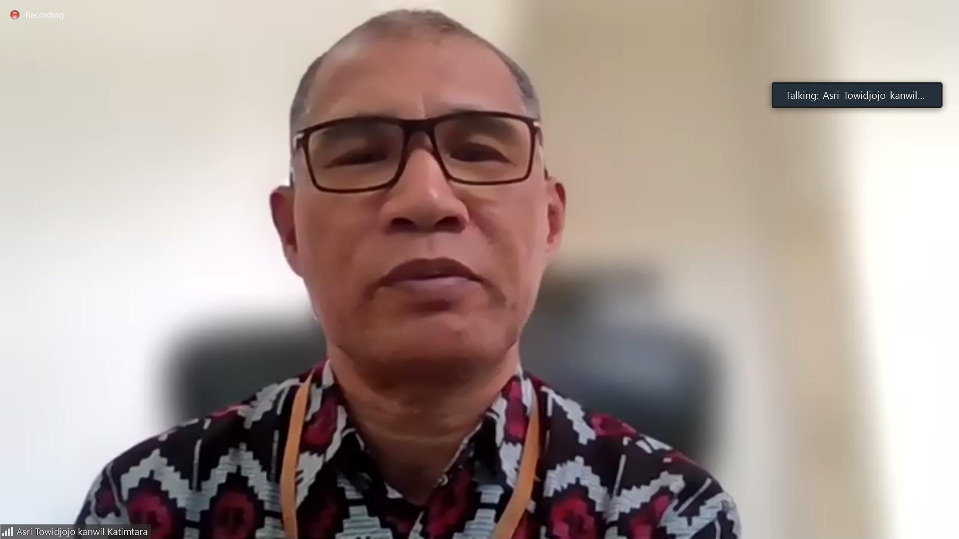 Rapat PUPN, Kusumawardhani: Mari Tindak Lanjuti Bersama demi Hasil yang Optimal