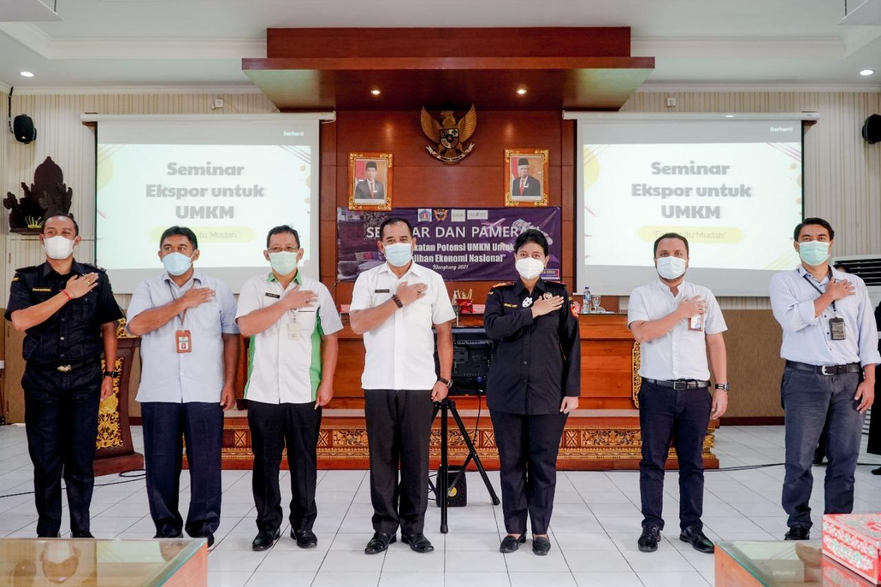 Kemenkeusatu; Bersama Kembangkan UMKM di Propinsi Bali