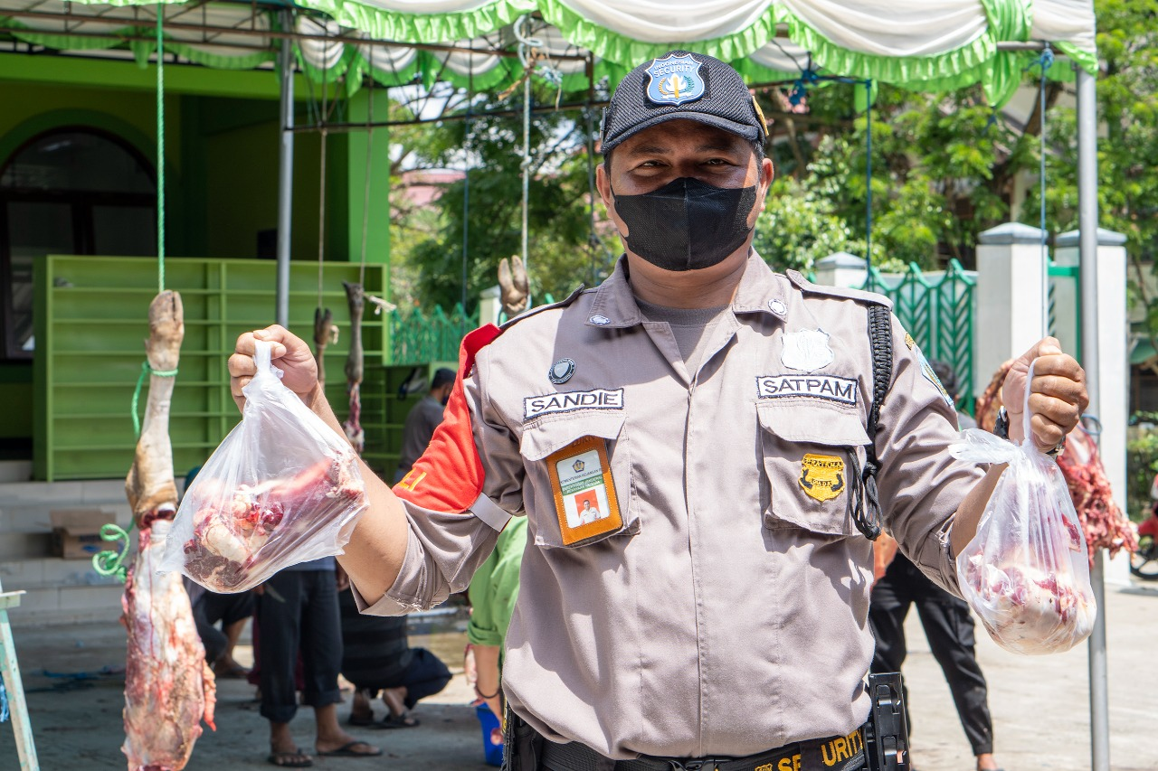 Kanwil DJKN Kaltimtara Tingkatkan Aksi Kepedulian dan Kemanusiaan pada Hari Raya Idul Adha