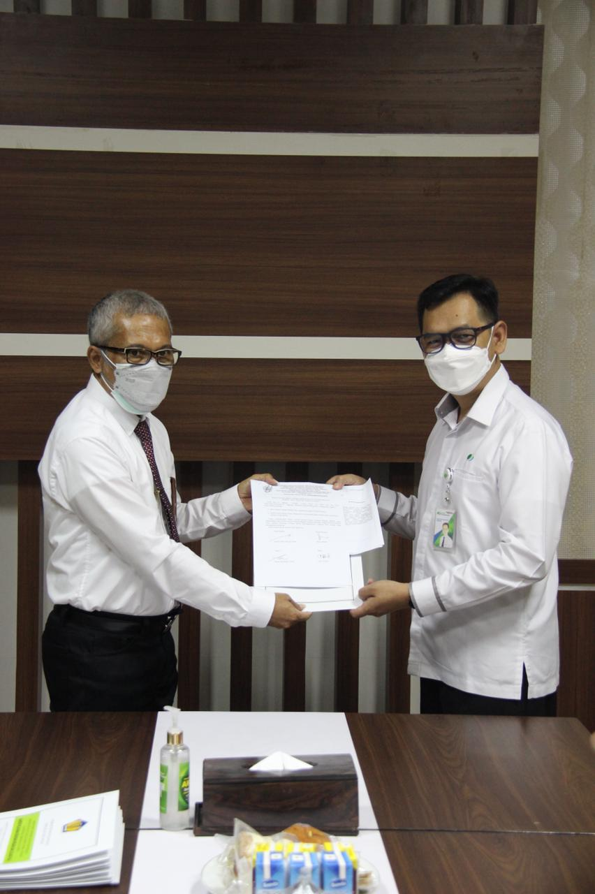 KPKNL Palu Kembalikan Berkas Kasus Piutang Negara BPJS Ketenagakerjaan