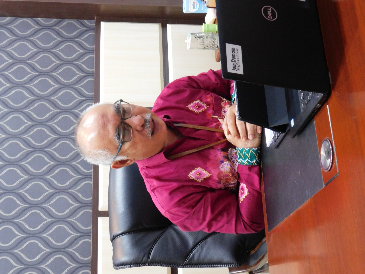 Goes To Universitas Lambung Mangkurat, DJKN kenalkan APBN dalam Perspektif Kekayaan Negara dan Lelang