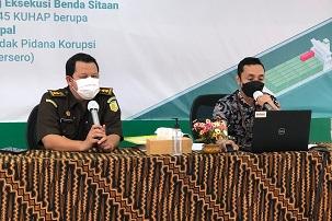 Kapal Sitaan Perkara Tindak Pidana Korupsi PT. Asabri Dilelang Hari Ini