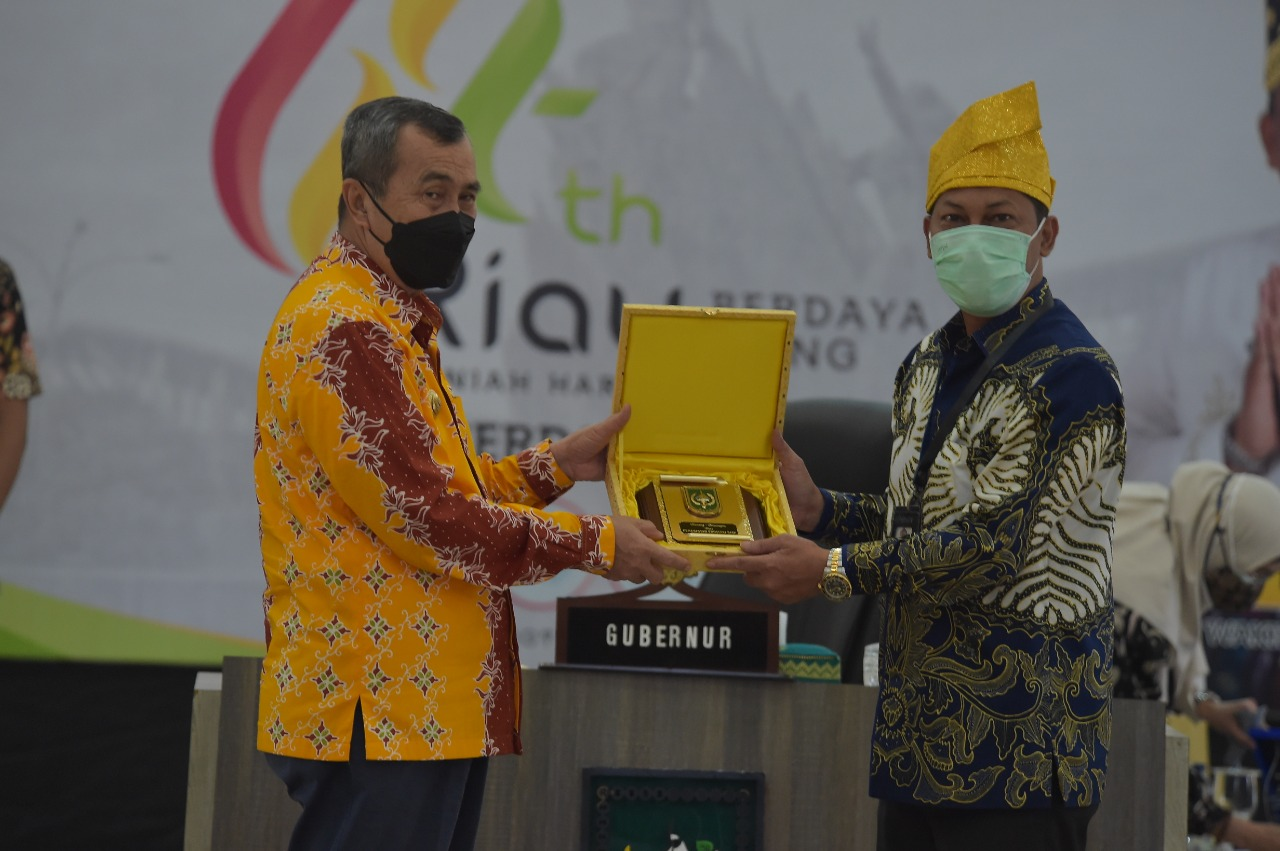 Pulihkan Ekonomi Nasional, DJKN – Pemprov Riau Gelar Lelang Produk UMKM