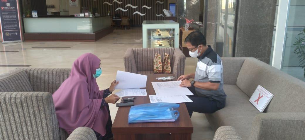 Supervisi oleh Kanwil DJKN Suluttenggomalut, Tracing Debitur Lebih Lanjut!