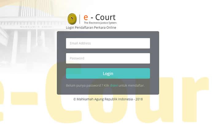 Implementasi E- court di Era Pandemi, Masih Perlukah  Persetujuan Tergugat ?