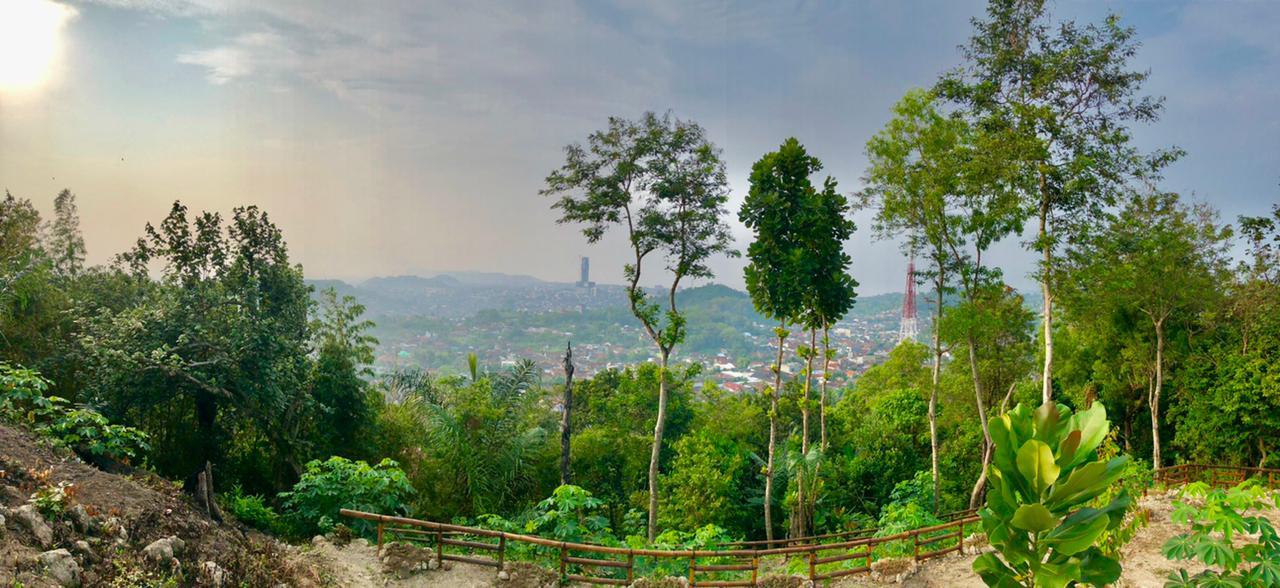 Mendaki Gunung Kucing, Alternatif Wisata di Kota Bandar Lampung