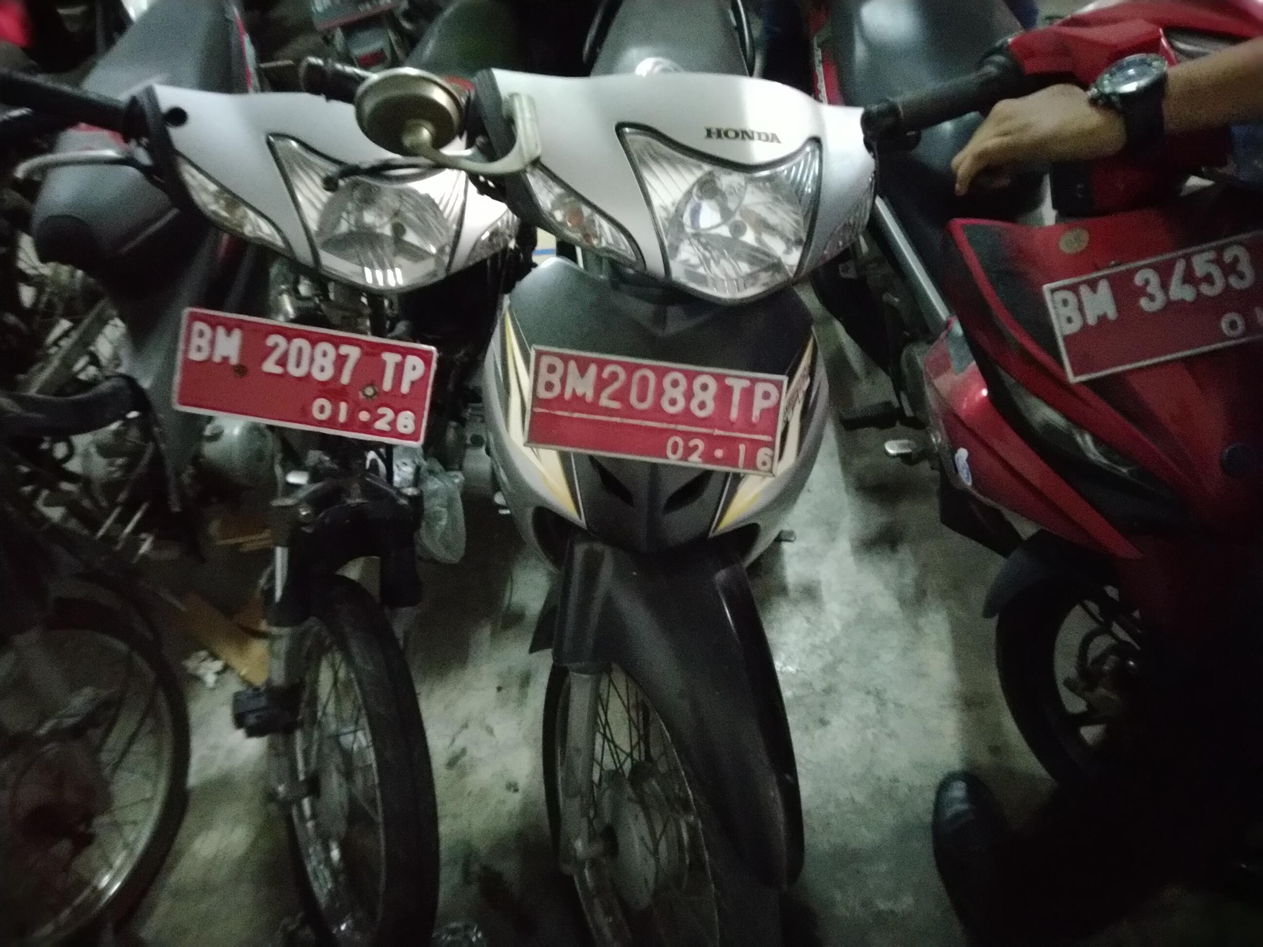 Lelang Puluhan Kendaraan Dinas Milik Pemerintah Kota Pekanbaru