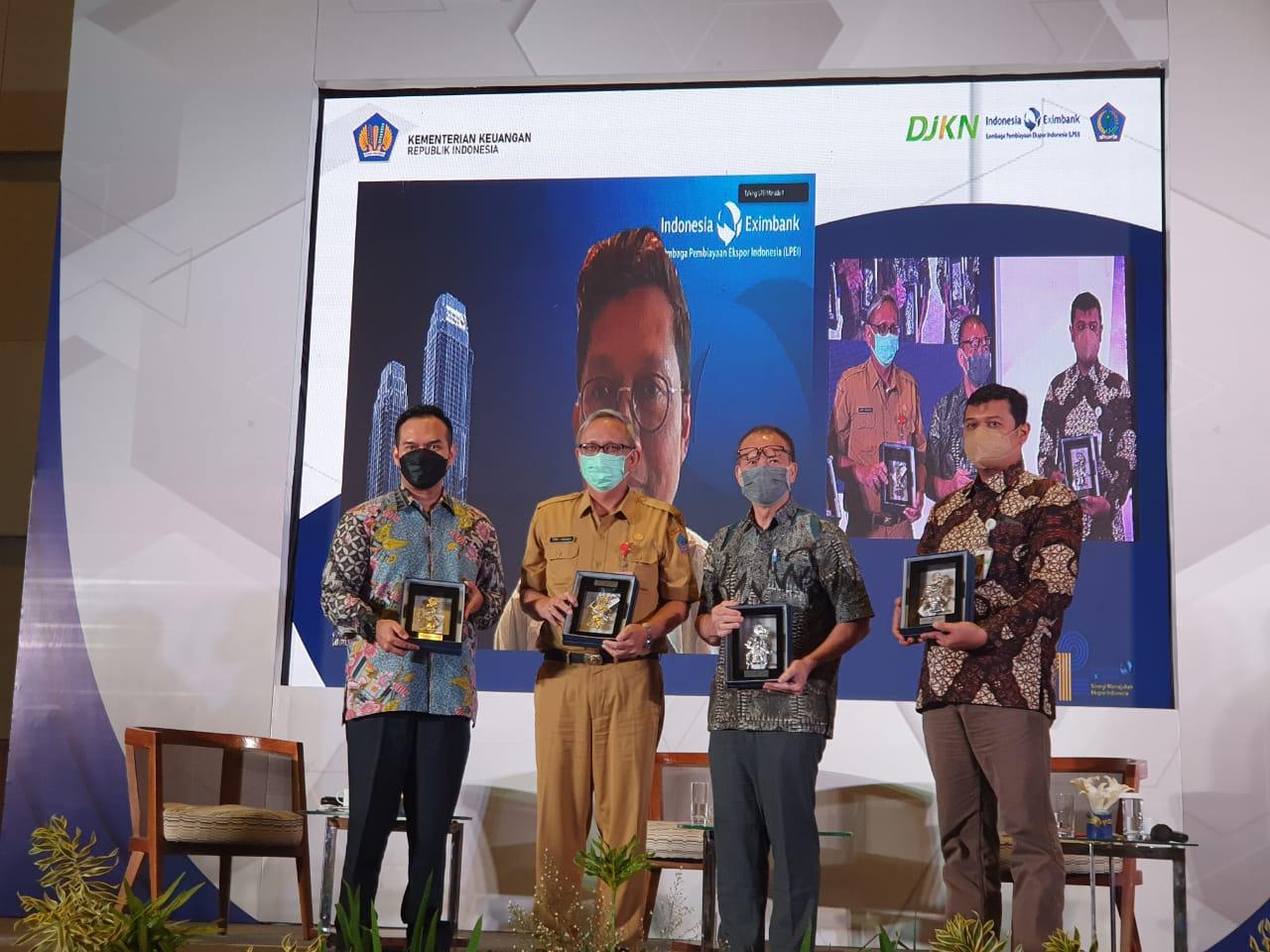 DJKN, LPEI, & Pemprov Sulut Bersinergi Tingkatkan Potensi Sulut sebagai Gerbang UKM Ekspor di Timur Indonesia