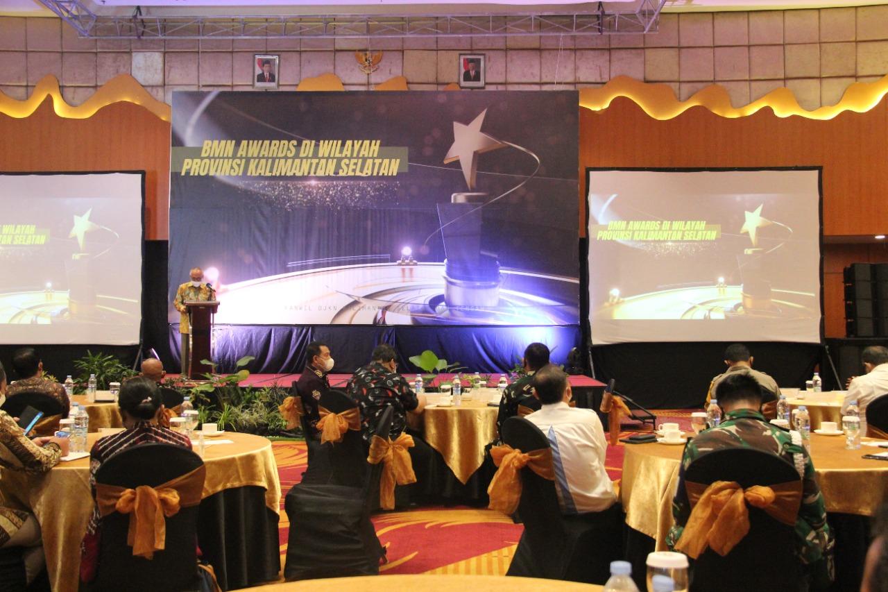 BMN Awards : Apresiasi Stakeholder di Wilayah Provinsi Kalimantan Selatan