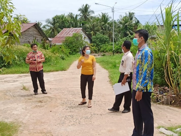 Sinergi Dalam Rangka Penyelesaian Aset Bekas Milik Asing/Tionghoa Di Kabupaten Mempawah