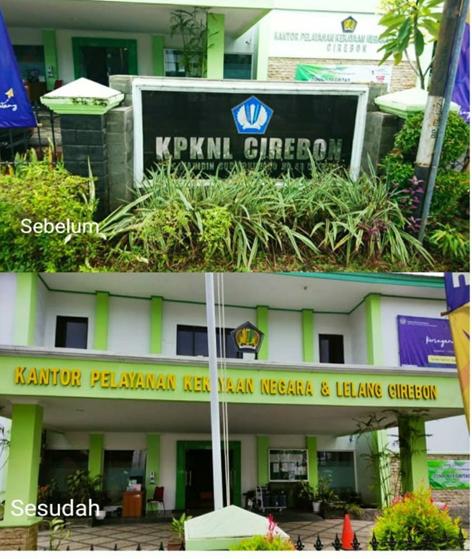 Penerapan Konsep Green Building Pada KPKNL Cirebon
