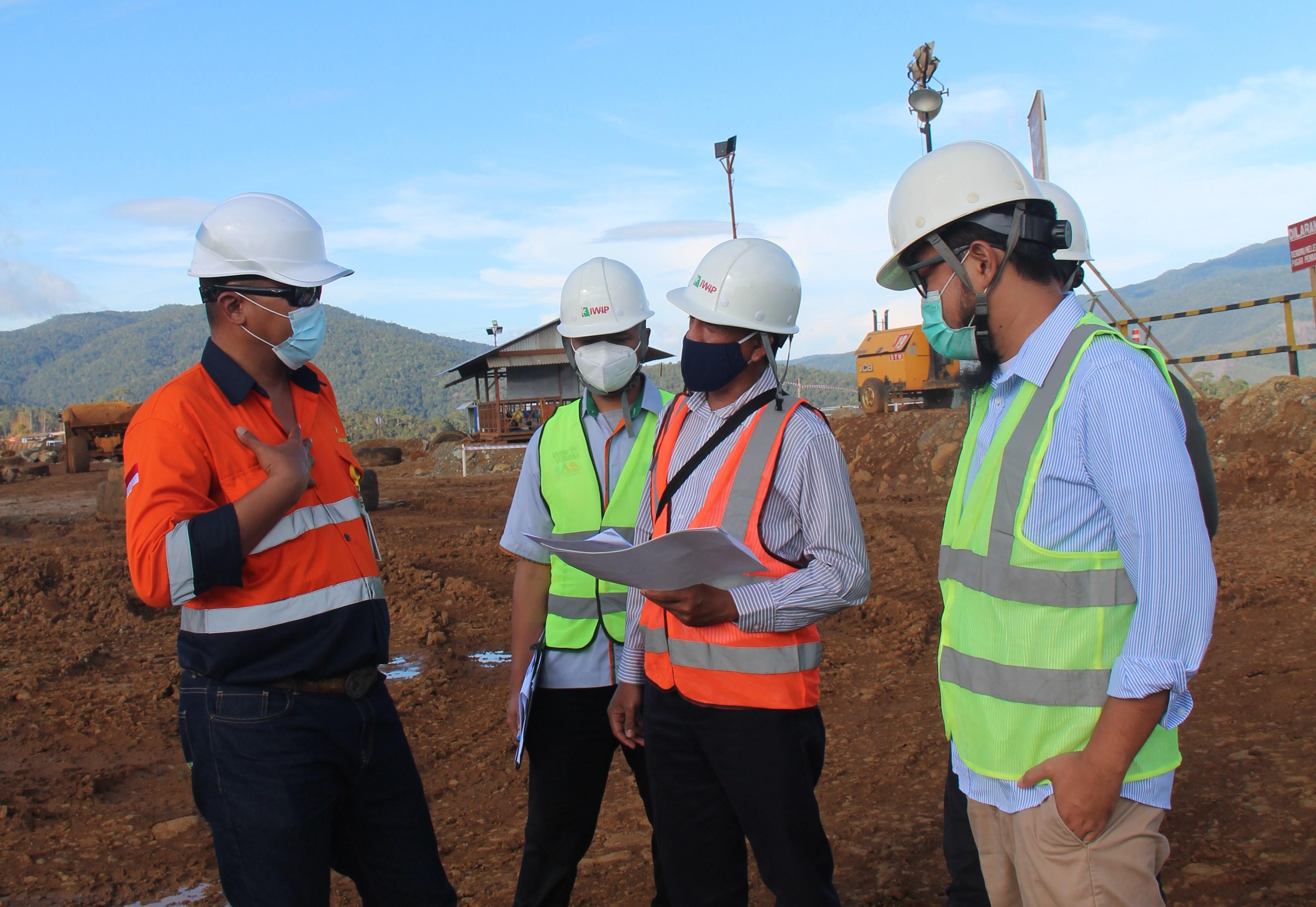 Pilot Project Penilaian SDA, KPKNL Ternate Telusuri Pertambangan Nikel di Bumi Halmahera