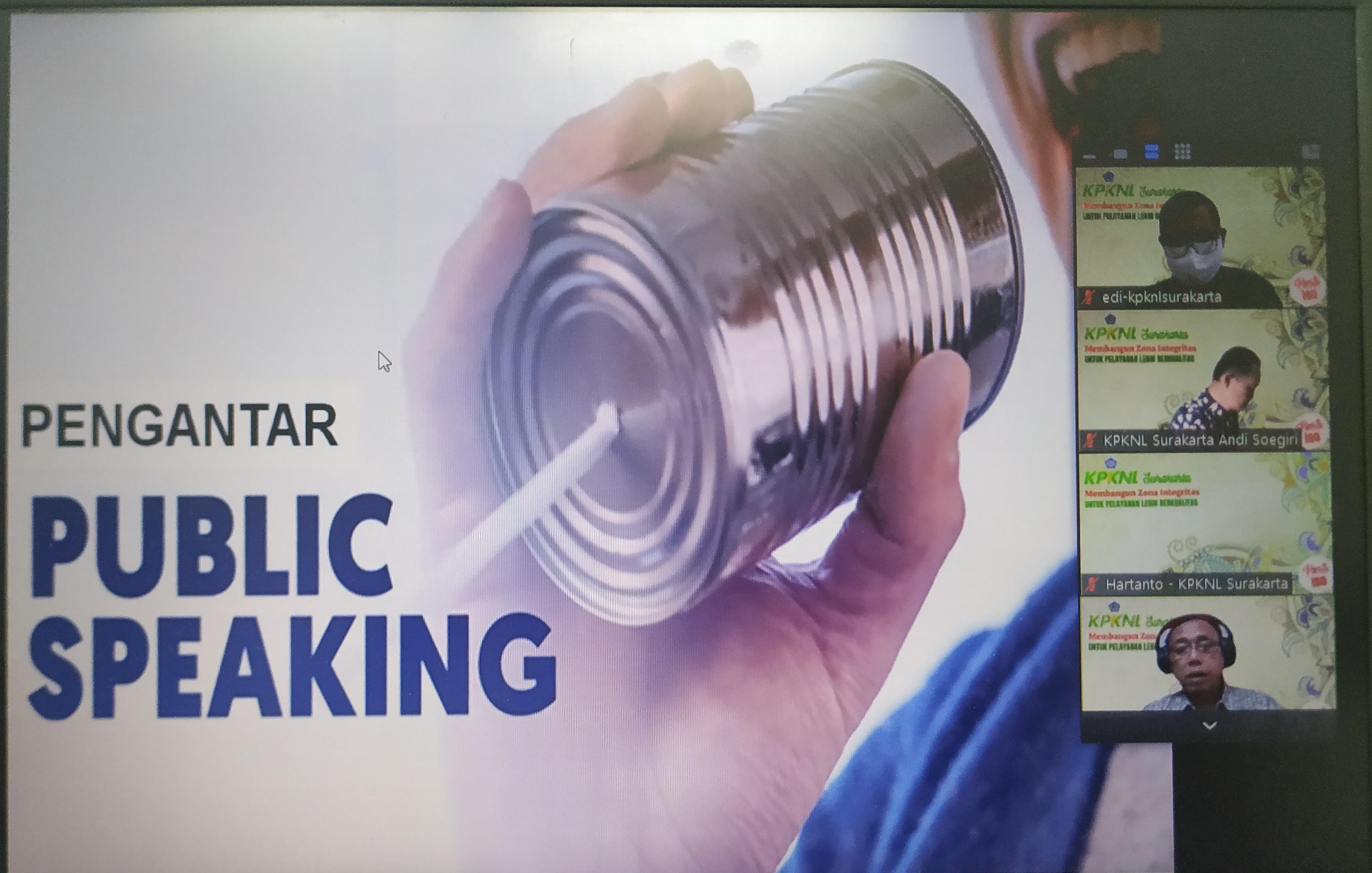 Public Speaking : Kenapa Itu Penting dan Bagaimana Cara Mengasahnya?