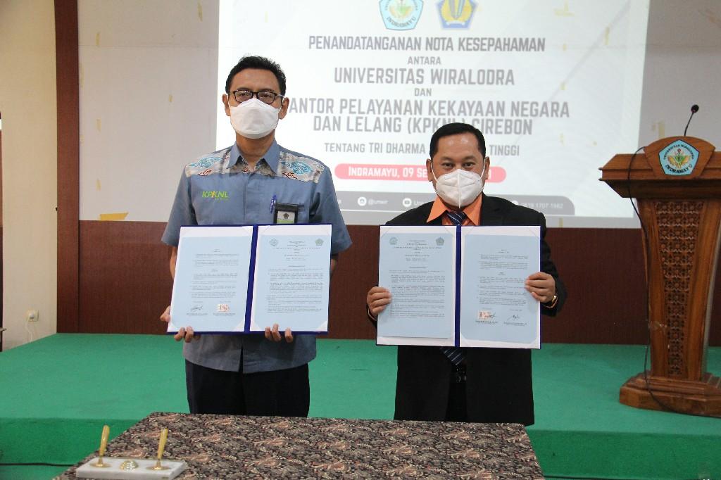 Kunjungi Universitas Wiralodra, Dwi Wahyudi: KPKNL Seperti Mini Lab, Perlu Dukungan Berbagai Disiplin Ilmu