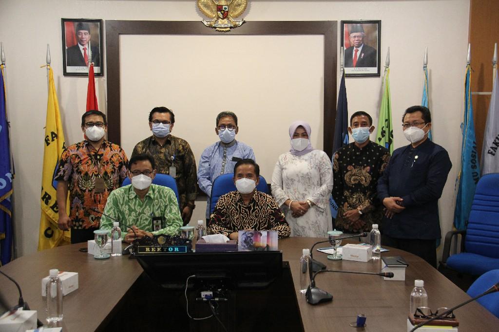 Penandatanganan Nota Kesepahaman, Rektor UGJ: Membangun Jaringan Mendukung MBKM