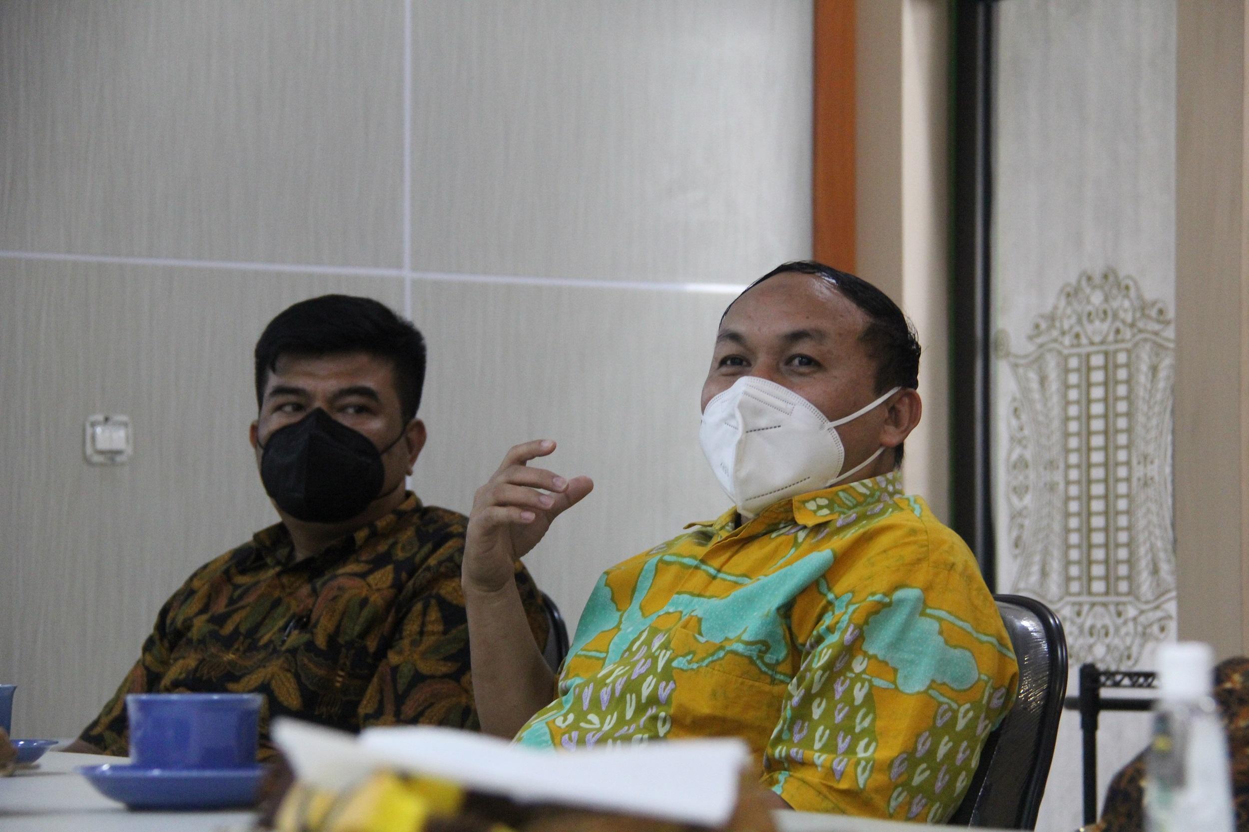 Hasbi dan Hisar Optimis Lanjutkan Kiprah Lelang KPKNL Banda Aceh