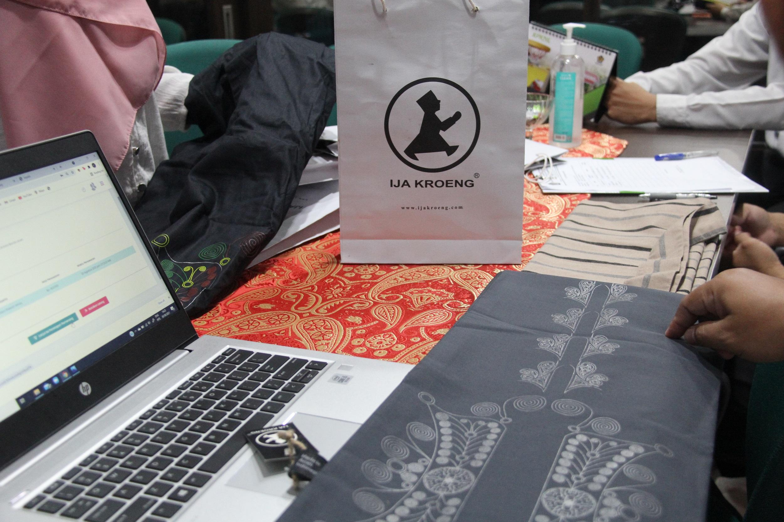 5 Produk Ija Kroeng Telah Dilelang KPKNL Banda Aceh, Begini Hasilnya