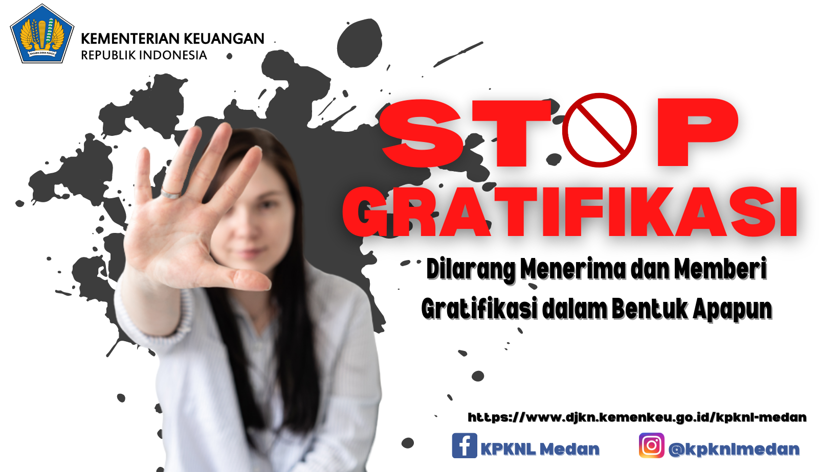 STOP GRATIFIKASI!!!