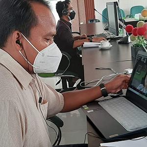 Sosialisasi Aplikasi SIMAN Fitur master Aset Tanah, Bangunan dan Rumah Negara